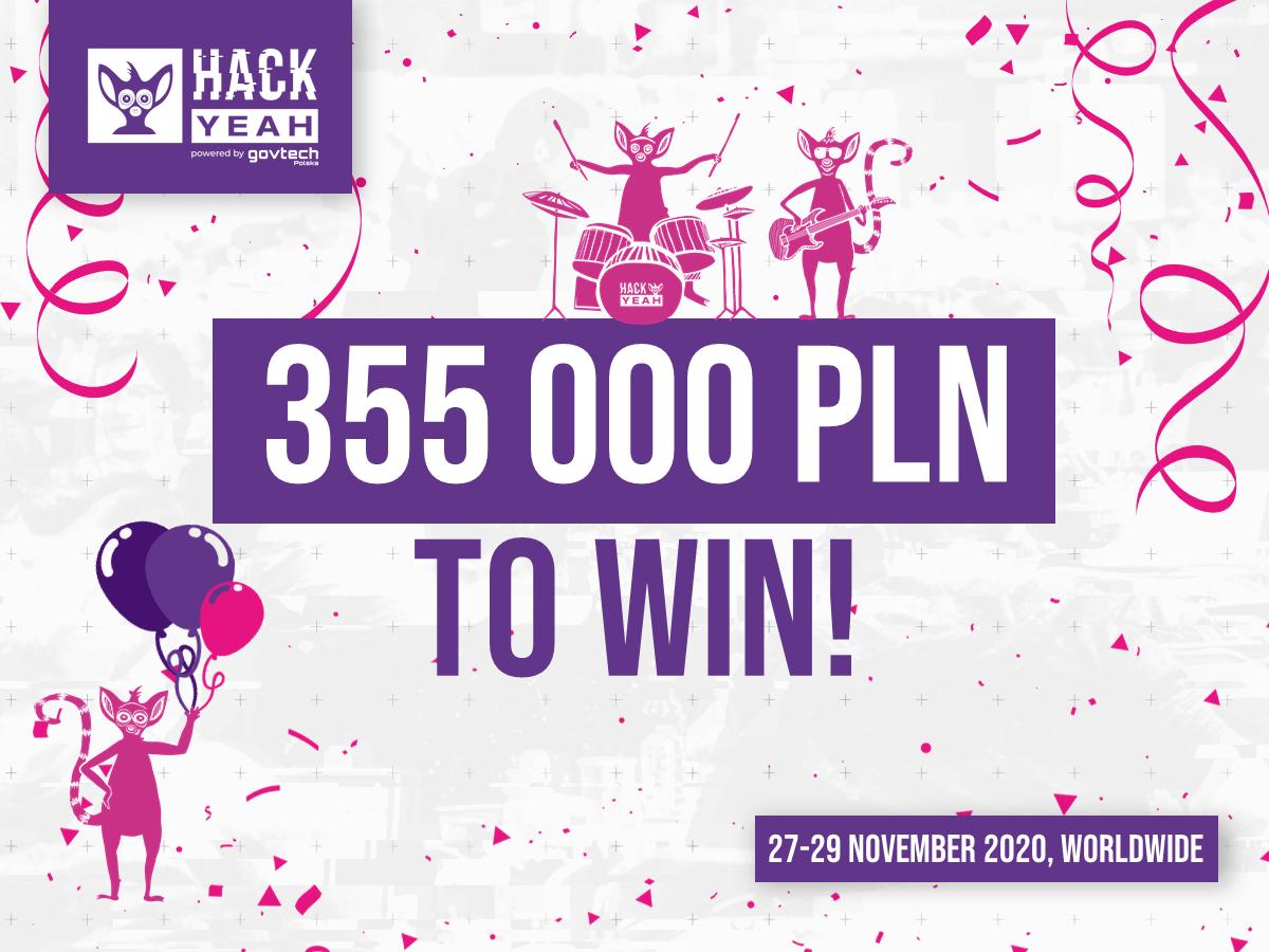Nagrody Hackathon HackYeah